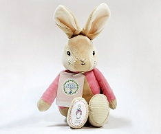 Peter Rabbit pink